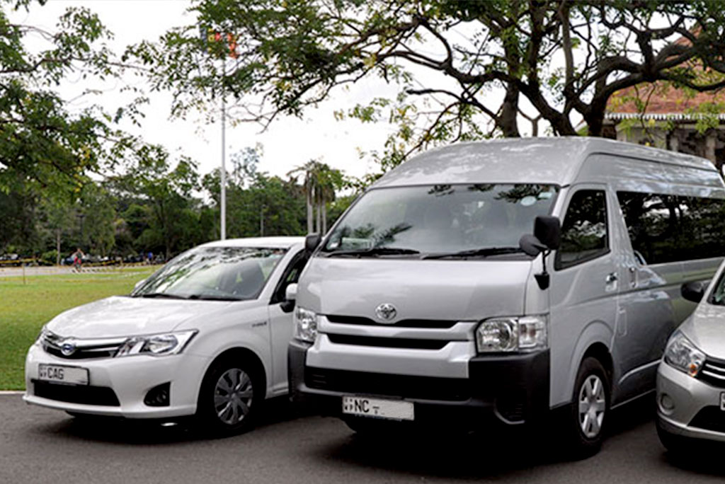 Yatours Vehicles Fleet