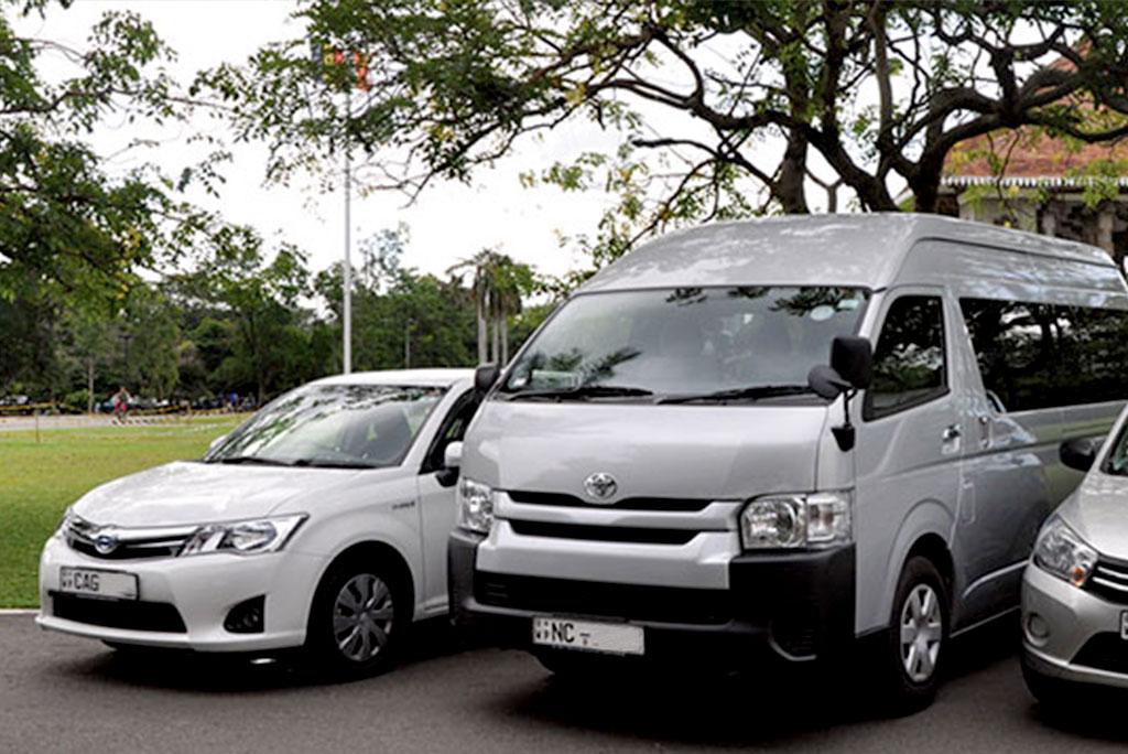 Yatours Vehicles Fleet